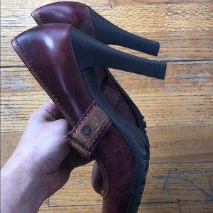 Kenneth Cole Reaction Shoes - Kenneth Cole Reaction NWOT oxblood Mary Jane